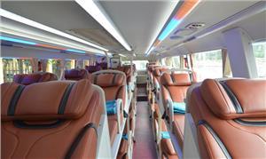 Xe giường nằm và cabin - Fanxipan Express