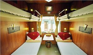 Vé tàu Fanxipan Express