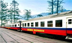 Vé tàu King Express