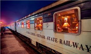 Vé tàu Victoria Express