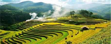 Tour Đông Tây Bắc 6 ngày 5 đêm: Hoàng Su Phì- Bắc Hà- Y Tý- SaPa- Mù Cang Chải
