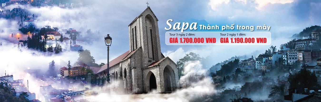 Tour Sapa 1.200.000VNĐ